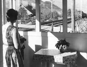 La vie d un couple de cheminots 1930 1960 for Interieur maison 1960